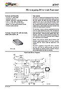 for Micro stepper motor datasheet