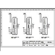نقشه برقی دستگاه سی ان سی CNC سه محور